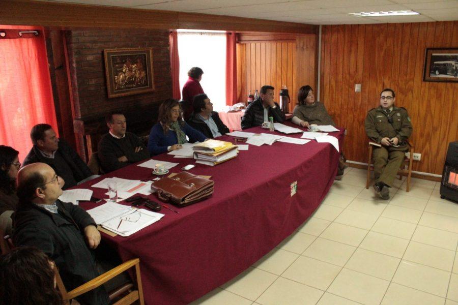 Concejo de Machalí aprueba entregar terreno para la Comisaría de Carabineros