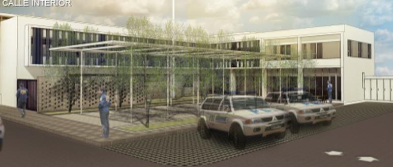 Core  aprueba proyecto de reposición del cuartel de la PDI Santa Cruz