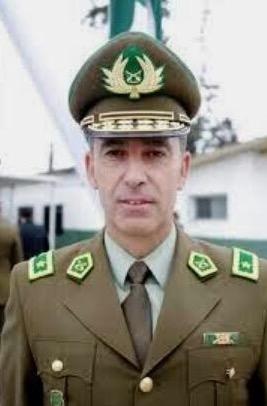 Carta del general José Luis Rivera por muerte de dos carabineros en la IV Región