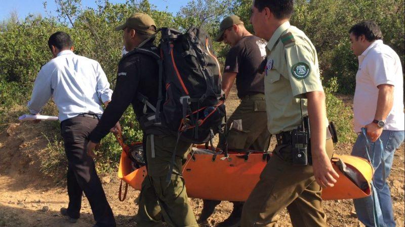 En el Cerro La Cruz encuentran cuerpo de persona que se encontraba desaparecida