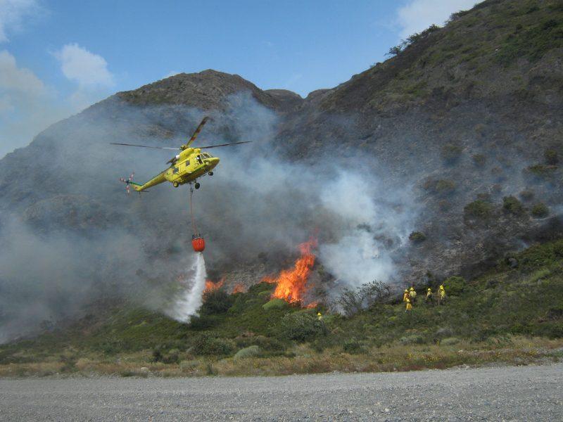 Prohíben quemas agrícolas ante peligro de incendios forestales