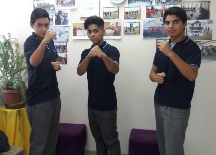 Alumnos del Liceo de Machalí competirán en Torneo Internacional de Taekwondo