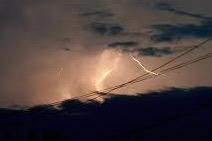Pronostican tormentas eléctricas para este lunes