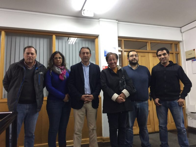 """No + Tacos Machalí"" veta a vecinos de Alto Lo Castillo en reunión con intendente"