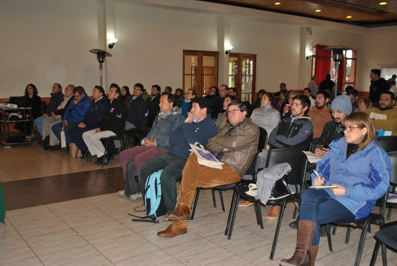 Primer Seminario de Turismo Patrimonial se realizó en Machalí