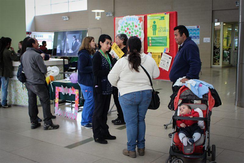 El Hospital Regional Rancagua realizó una charla sobre sensibilización de la donación de órganos