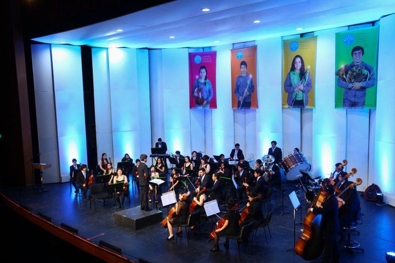 Orquesta Sinfónica Juvenil de O'Higgins deslumbró en conciertos gratuitos