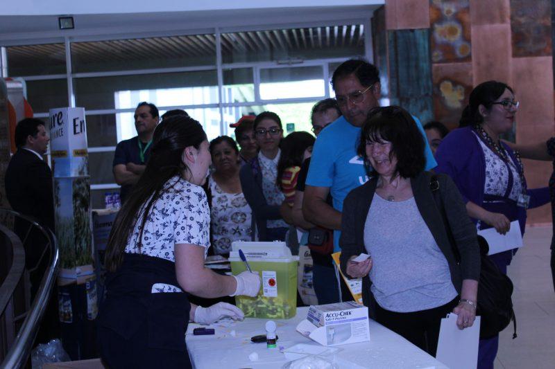 Hospital Regional Rancagua realiza charlas de prevención de diabetes