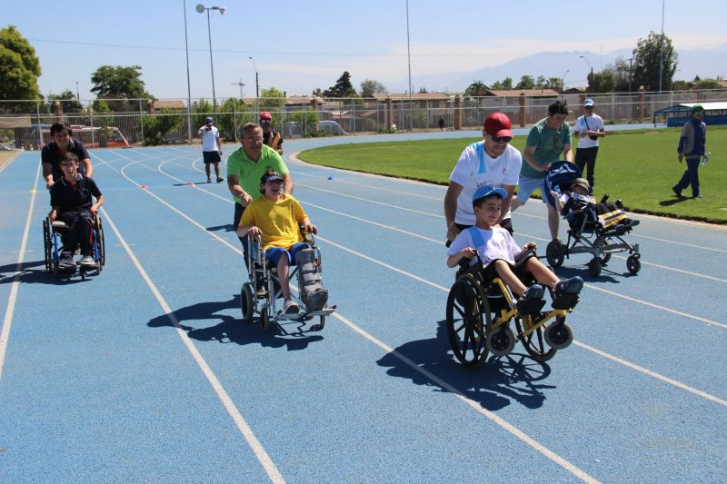 Más de 600 participantes dieron vida a los Juegos Regionales de Inclusión
