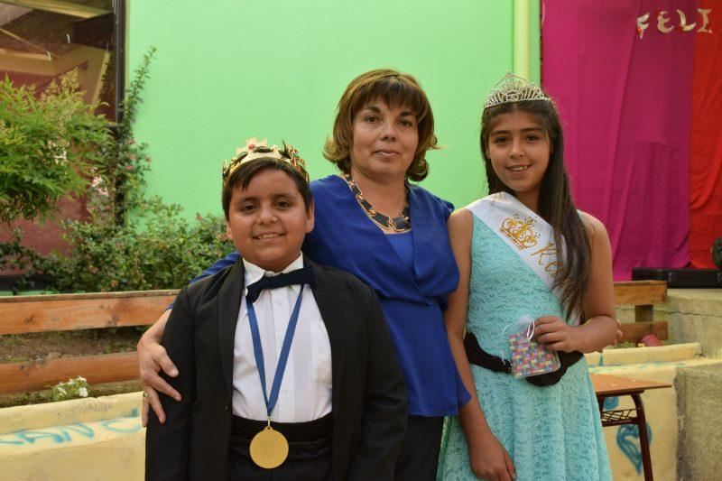 Colegio Bellavista de Coya festejó sus 47 años de vida