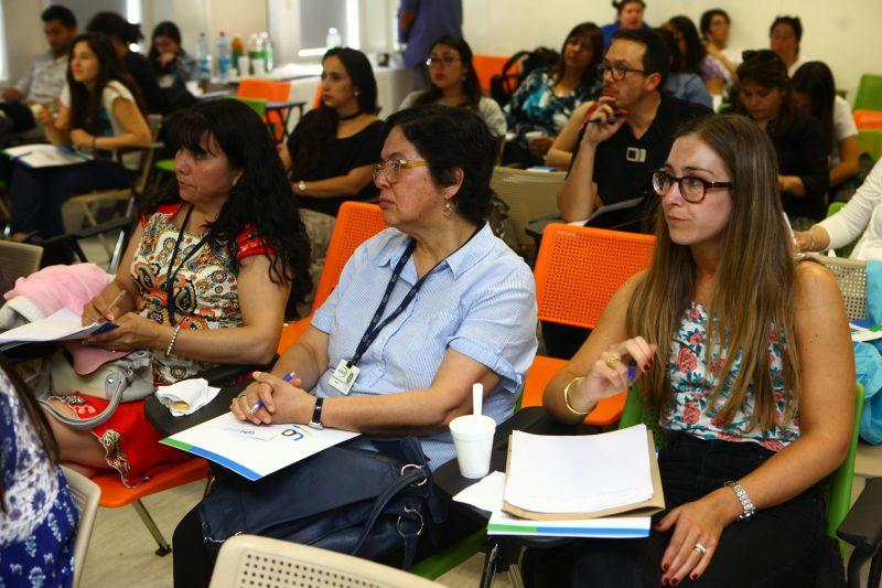 Universidad de O´Higgins y Fundación para la Superación de la Pobreza realizaron seminarios sobre salud mental