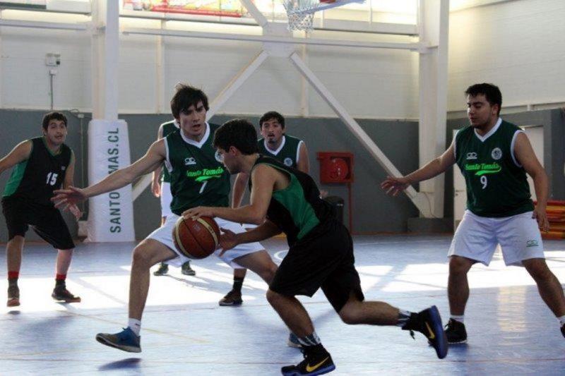 Gimnasio Polideportivo albergará el primer Cuadrangular Intercomunal de Básquetbol