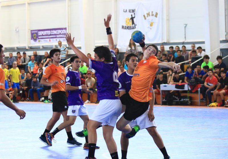 Machalí logra el Subcampeonato en el Nacional de Balonmano
