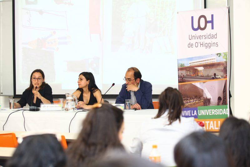 Foro de la Universidad de O'Higgins reflexionó sobre la historia de la educación infantil en Chile