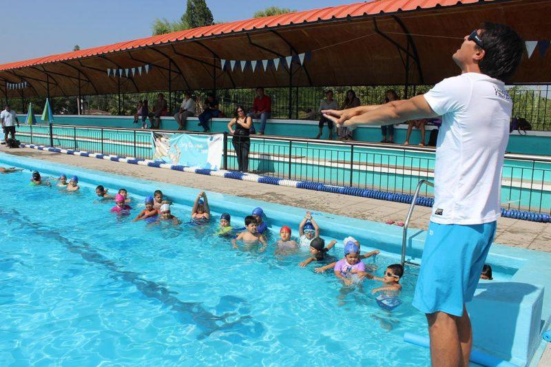 Dan a conocer las fechas para inscribirse en los cursos de natación
