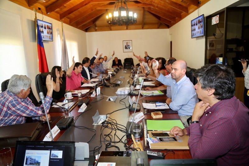Comisión de Educación del Core aprueba traspaso de inmuebles de Rengo y San Fernando a la UOH
