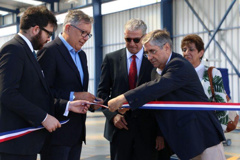 Inauguran dos nuevas plantas de revisión técnica en Rancagua
