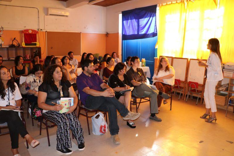 Crean red intersectorial de protección a niños y jóvenes de Machalí
