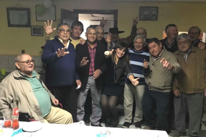 Club Deportes Machalí celebró 80 años de vida