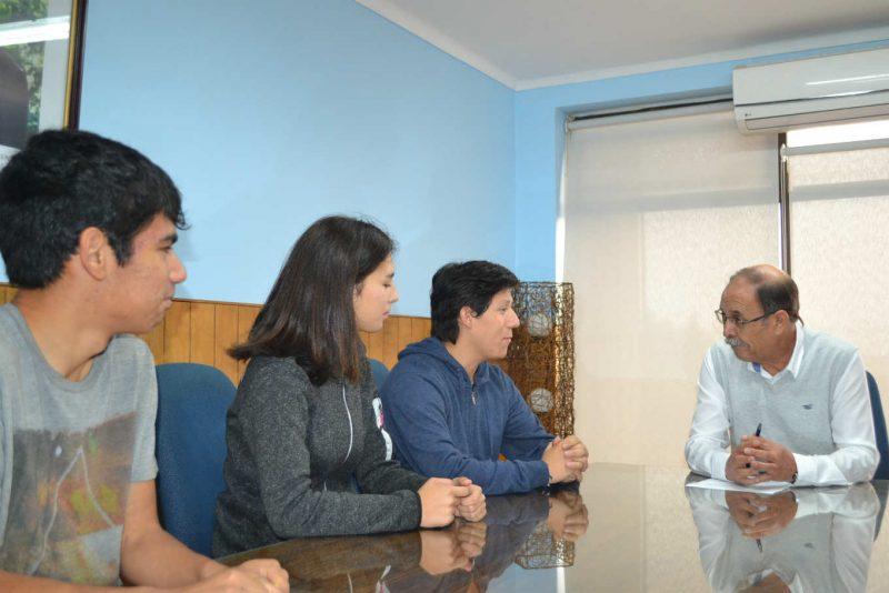 Liceo de Machalí retorna a clases tras intervención de Seremi de Educación
