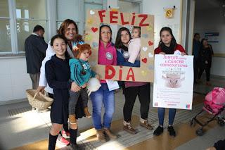 Salud Machalí festejó a las madres reforzando mensaje de la prevención