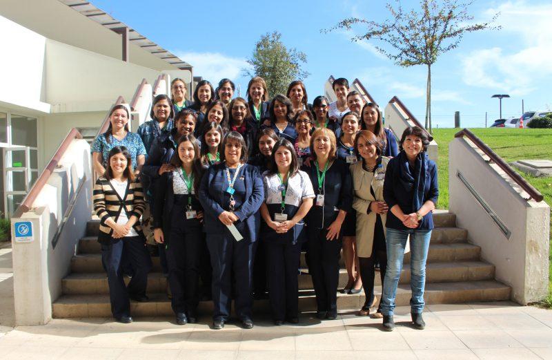 Enfermeras del Hospital Regional celebraron su Día