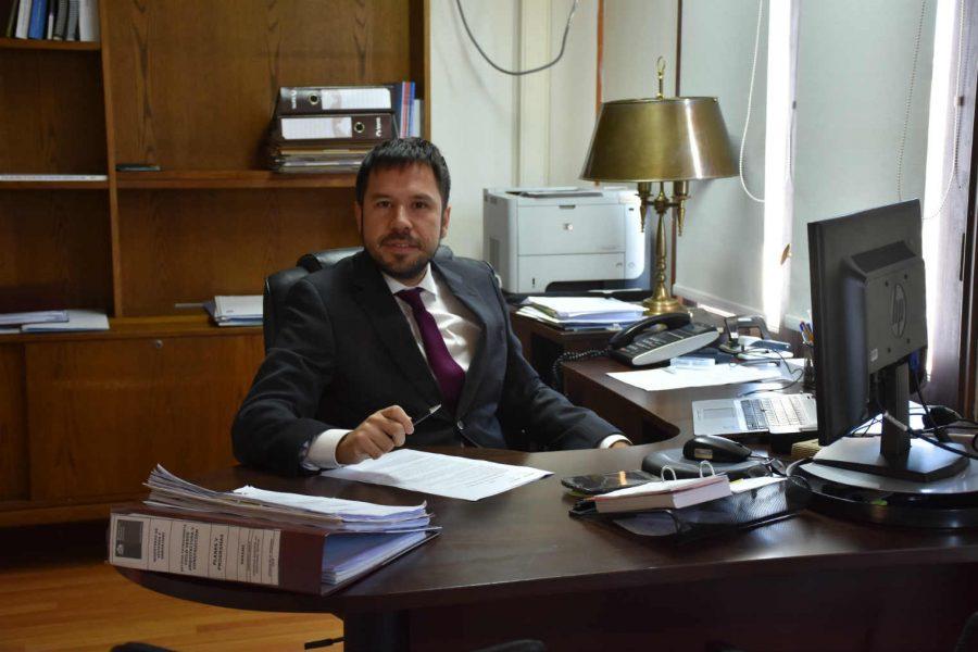 """Francisco Ravanal: """"Mi objetivo hoy en día es aumentar la calidad de vida de los vecinos mejorando la conectividad y generando soluciones habitacionales"""""""