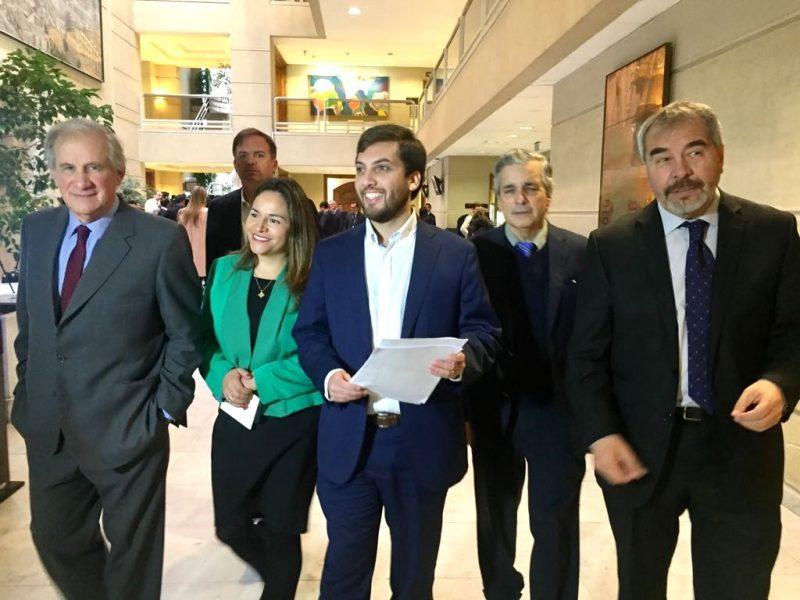Diputado (DC) Raúl Soto ingresó proyecto de ley que obligará a sacerdotes a denunciar cualquier tipo de abuso sexual contra menores
