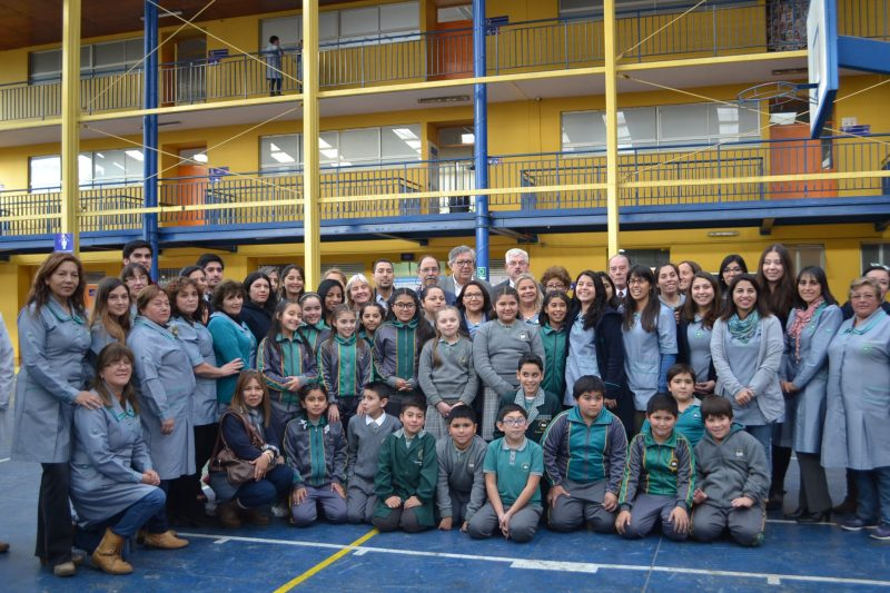 Colegio Municipales de O´Higgins destacan en resultados SIMCE