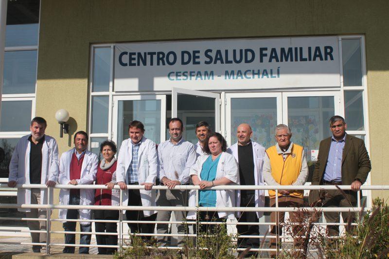 Efectúan Operativo Oftalmológico a pacientes de lista de espera de Machalí