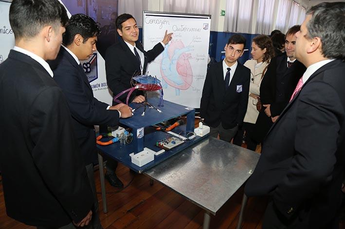 Innovador proyecto educativo financiado por el Gobierno Regional acercará la ciencia y tecnología a estudiantes de O´Higgins