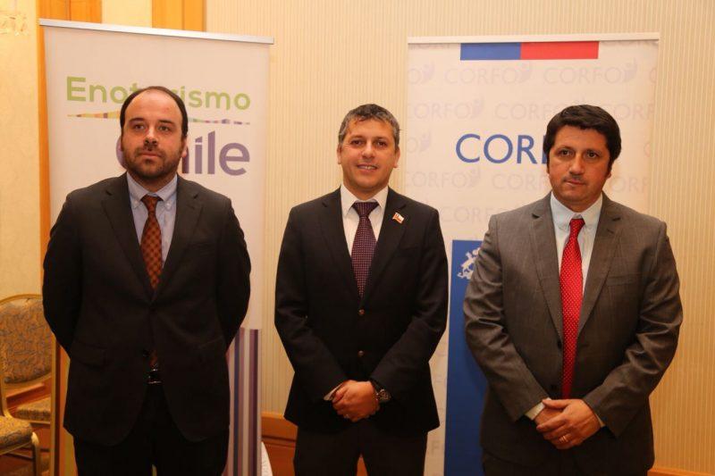 Emiliano Orueta asume como nuevo director regional de Corfo O'Higgins