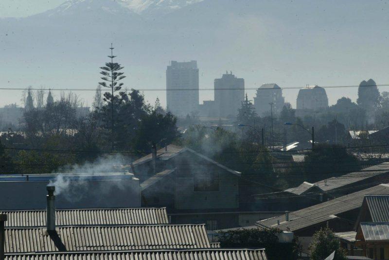 Alerta Ambiental este viernes en Machalí, Rancagua y el valle central de O'Higgins