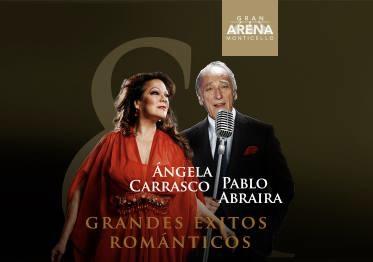 Ángela Carrasco y Pablo Abraira llegan a Sun Monticello