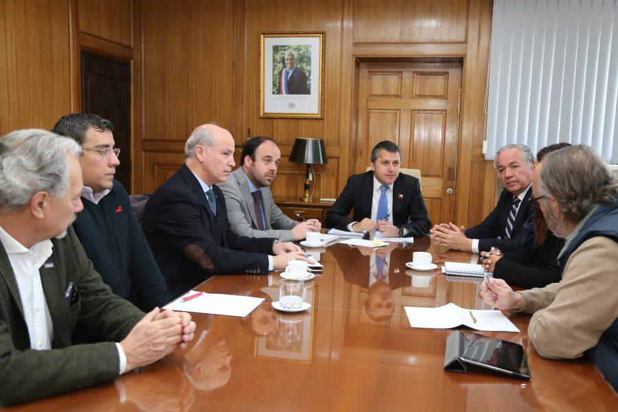Paso Las Leñas: Intendente Masferrer anunció creación de comité  público – privado que trabajará en concretar anhelado proyecto