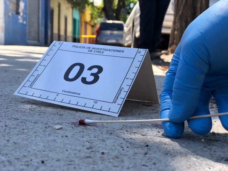 PDI investiga 4 homicidios ocurridos el fin de semana en la región