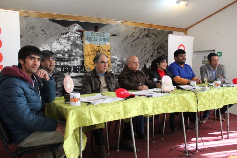 Círculo Social Sewell invita a participar en 33ª versión de la Corrida San Lorenzo