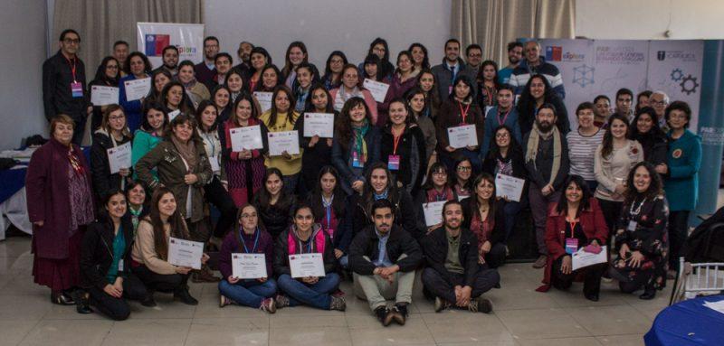 PAR Explora regional desarrolló Seminario de Educación Científica