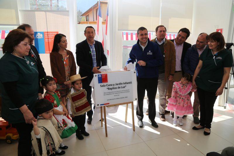 Machalí: Inauguran Jardín Infantil que atenderá a cerca de 100 párvulos