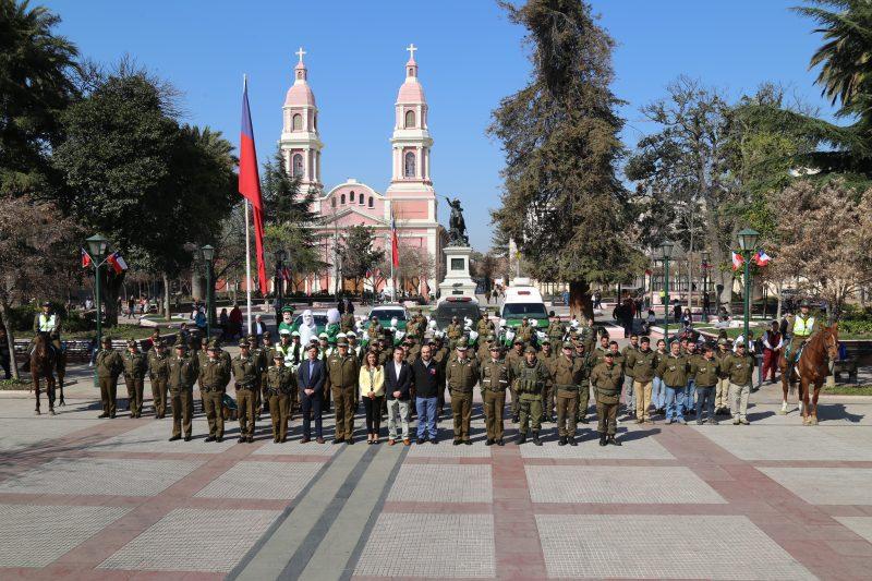 Lanzan servicios policiales preventivos para estas Fiestas Patrias