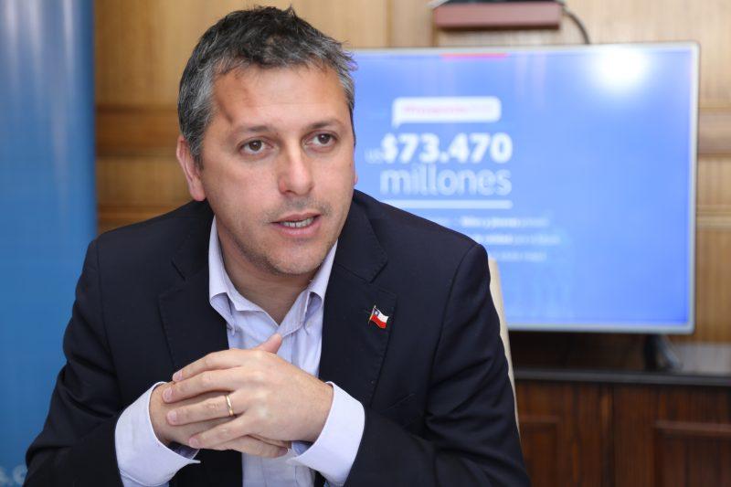 """Intendente Masferrer y presupuesto 2019: """"Es el más alto de los últimos años"""""""