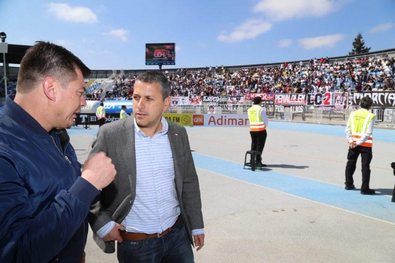 Intendencia anuncia que próximo partido de Colo-Colo en Rancagua podría ser sin público visitante