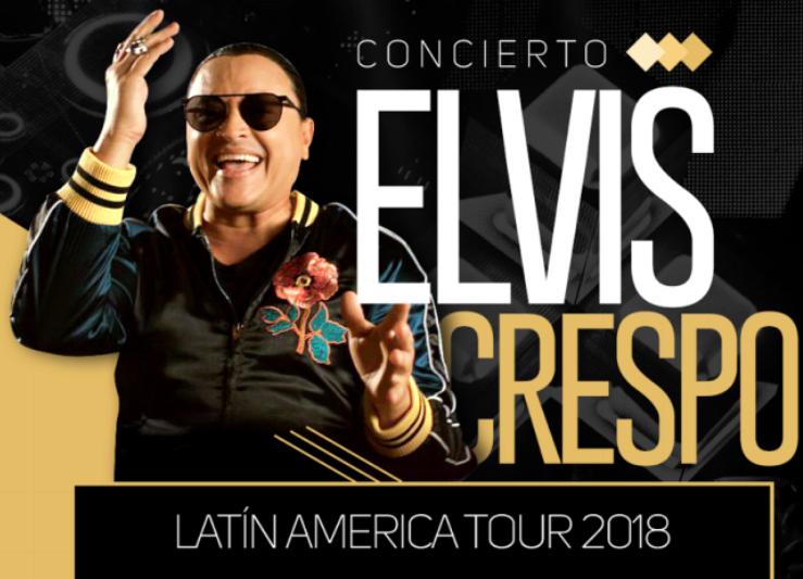 """Elvis Crespo vuelve a Chile con """"Diomedizao"""" y celebra los 20 años de """"Suavemente"""""""