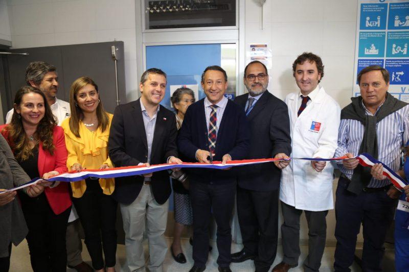 Intendente Masferrer inaugura la nueva Unidad de Oftalmología del Cesfam Machalí