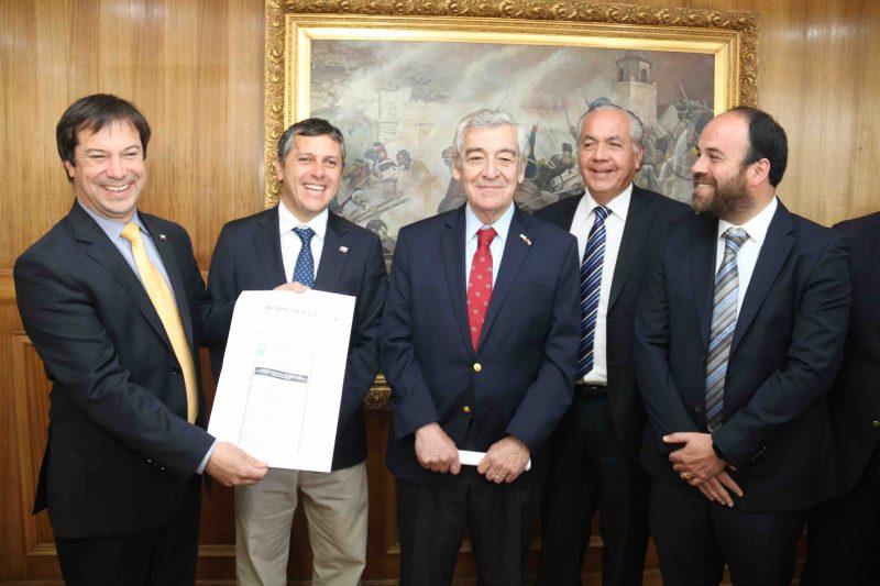 Intendente Masferrer confirmó que el 2019 se iniciará el estudio de factibilidad de túnel Paso Las Leñas