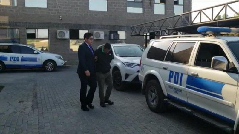 Rengo: PDI detiene a sujeto que asesinó a hombre que mantenía relación con su ex pareja