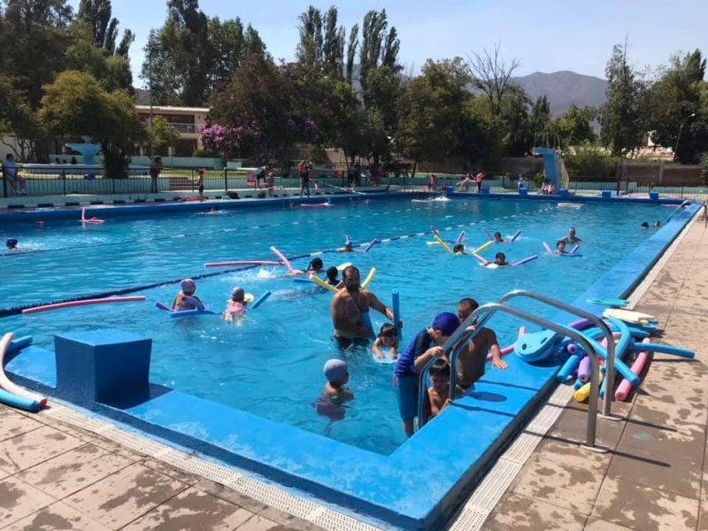 Machalí: Piscina Municipal cerrará sus puertas este sábado al público
