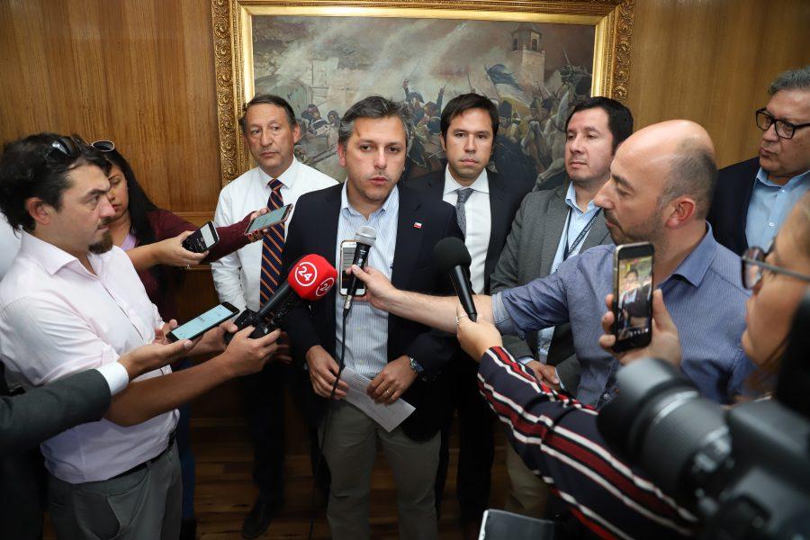 Taco Machalí: Autoridades anuncian avance para abrir  nuevas vías y medidas para fortalecer el transporte público