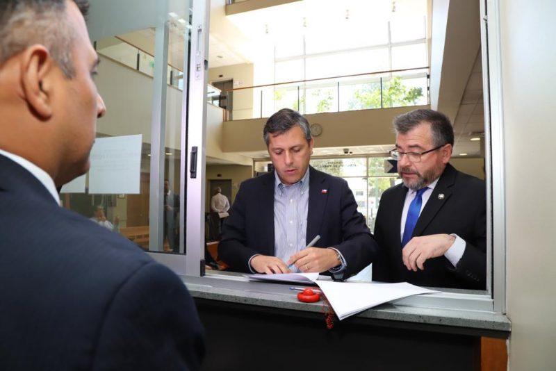 Intendente Masferrer interpuso querella por quemadura que sufrió menor en partido de O'Higgins – U. de Chile