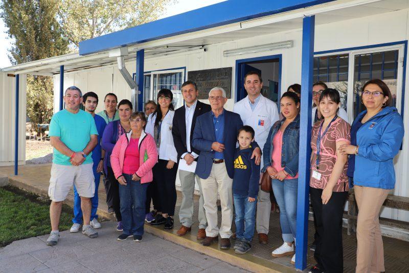 Malloa: Anuncian construcción  de nueva posta rural en sector de Corcolén